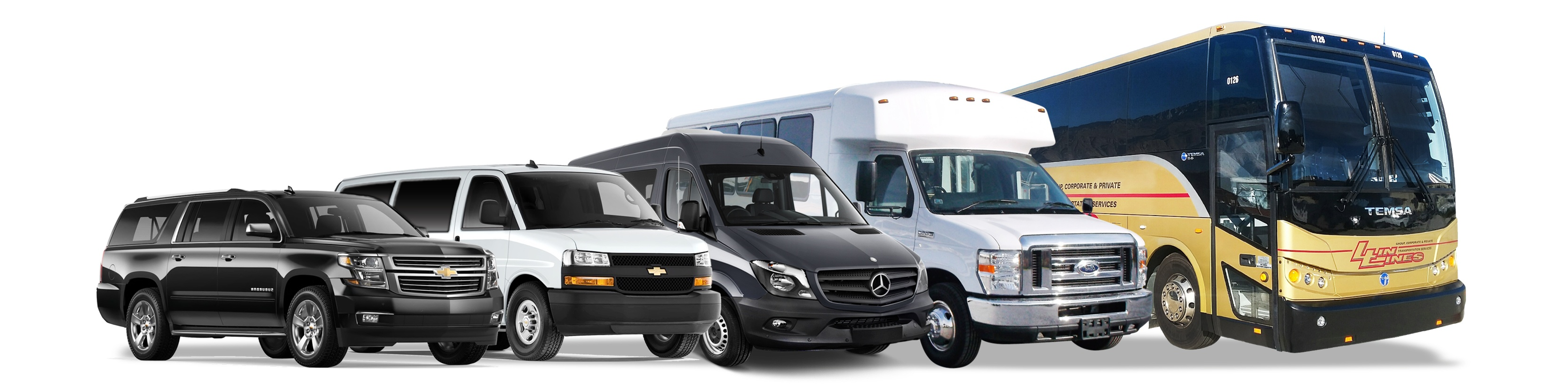 bus charter rental palm springs